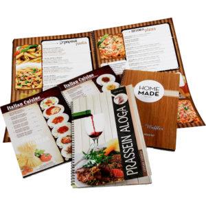 Κατάλογοι εστιατορίων – Σνακ μπαρ – Καφετέριας